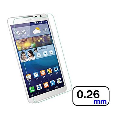 Filme protetor de tela de vidro temperado 9h prémio 0,26 milímetros anti-estilhaçamento para Huawei Ascend companheiro de 7