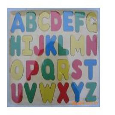 Puzzle Zabawka edukacyjna Kwadrat Zabawne Drewniany Dzień Dziecka