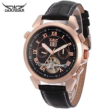 Bărbați Ceas Sport Ceas Elegant Ceas La Modă ceas mecanic Mecanism automat Calendar Mare Dial Aliaj Bandă Vintage Casual Luxos Multicolor