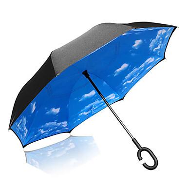 Uzun Kollu Şemsiye Erkek Seyahat Bayan Araba