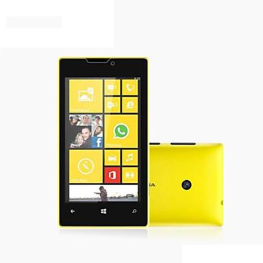 Ekran Koruyucu için Nokia Nokia Lumia 520 PET 3 parça Ultra İnce