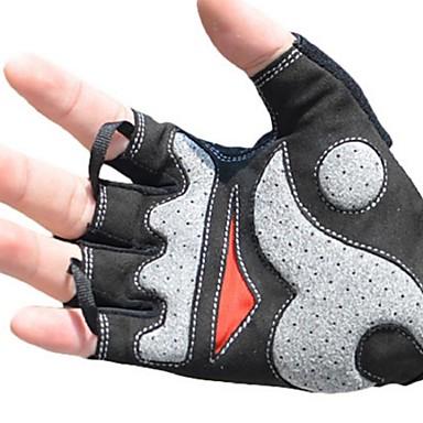 BOODUN/SIDEBIKE® Activități/ Mănuși de sport Mănuși pentru ciclism Purtabil Rezistent la uzură Protector Fără Degete Plasă Ciclism /