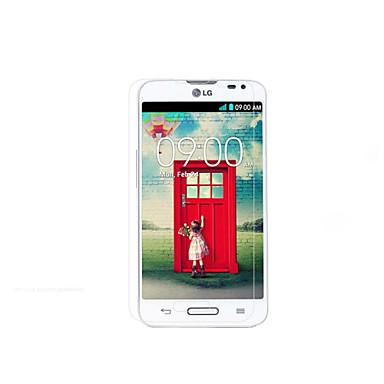 Ekran Koruyucu için LG LG L70 PET 3 parça Ultra İnce