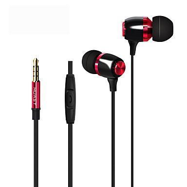 ουδέτερη Προϊόν HST-41 Ακουστικά Ψείρες (Μέσα στο Κανάλι Αυτιού)ForMedia Player/Tablet Κινητό Τηλέφωνο ΥπολογιστήςWithΜε Μικρόφωνο DJ