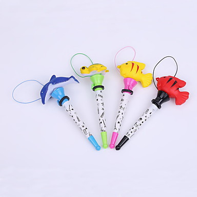 Kalem Tükenmez Kalemler Kalem,Plastik Varil Mavi mürekkep Renkleri For Okul malzemeleri Ofis malzemeleri Pack