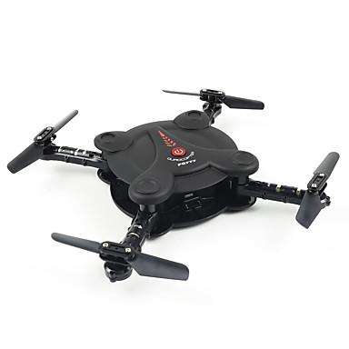 RC Dron FQ777 FQ777-17W 4 Kalały Oś 6 2,4G Z kamerą HD 0.3MP 720P*576P Zdalnie sterowany quadrocopter FPV Lampy LED Tryb Healsess