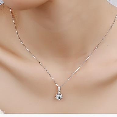 Breloczki Kryształ Cyrkon Cyrkonia Kryształ górski Klasyczny Modny Biżuteria Na Codzienny