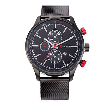 Bărbați Ceas de Mână Ceas Elegant  Ceas La Modă Ceas Sport Quartz Calendar Aliaj Bandă Charm Casual Multicolor