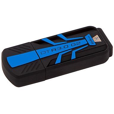 킹스톤 dtr30g2 64GB USB 3.0 플래시 드라이브 100mb / s 읽기 45mb / s 데이터 방수기 쓰기 방수