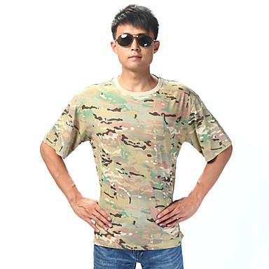 Bărbați Pentru femei Unisex Tricou Vânătoare Purtabil Respirabil Vară