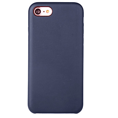 Etui Käyttötarkoitus iPhone 7 Plus iPhone 7 Apple iPhone 7 Plus iPhone 7 Iskunkestävä Takakuori Yhtenäinen väri Kova PU-nahka varten