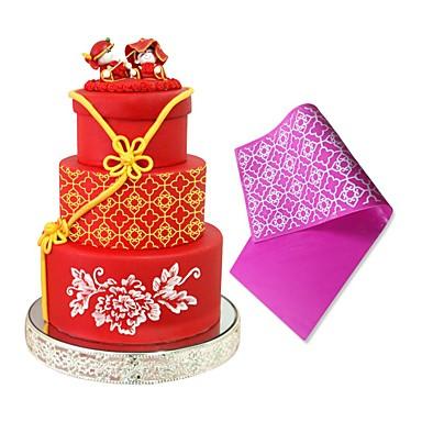 ψήσιμο Mold για κέικ σιλικόνη Γάμος