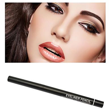 قلم العين قلم رصاص رطب يدوم طويلاً طبيعي العين