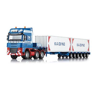 KDW Oyuncak Arabalar Oyuncaklar Kamyon Konteynır kamyonu Oyuncaklar İçeri Çekilebilir Kamyon Plastik Metal ABS Klasik & Zamansız Şık &