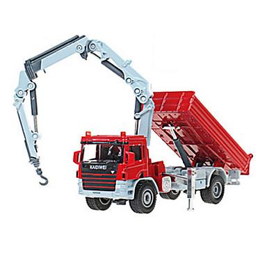 Παιχνίδια αυτοκίνητα Παιχνίδια Όχημα κατασκευών Γερανός Παιχνίδια Τηλεσκοπικό Φορτηγό Μεταλλικό Κράμα Μεταλλικό Κλασσικό & Διαχρονικό