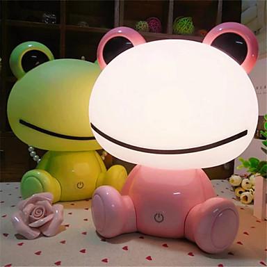 لمس 1PC مصباح القراءة أدى مصباح مكتبي أن حماية العين الإبداعية هدية عيد ميلاد أدى ضوء الليل (لون عشوائي)