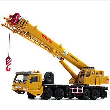 الروافع لعبة الشاحنات ومركبات البناء لعبة سيارات 01:50 قابل للسحب المعدنية بلاستيك ABS 1 pcs للأطفال للصبيان للفتيات ألعاب هدية