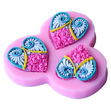الخبز العفن لكعكة لالخبز لكوكي لكاندي تبرعم سيليكون زفاف عيد ميلاد عيد الحب عيد الشكر جودة عالية