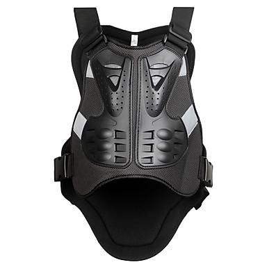 Motocicleta wosawe motocross piept protector de armura vesta de curse de protectie corp de protectie armura PE paznici cursă de sprijin