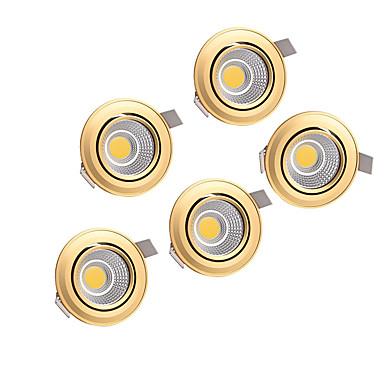 المصابيح في فجوة أضواء LED أبيض دافئ أبيض طبيعي أس 220-240V