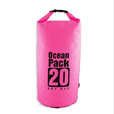 20L Wodoszczelny worek / Pakiet kompresji / Wodoodporna torba na sucho Lekki, Unoszący się, Moistureproof na Surfing / Nurkowanie /
