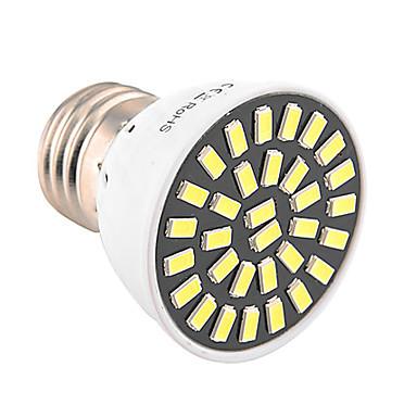 1szt 5W 500-600 lm E26/E27 Żarówki punktowe LED T 32 Diody lED SMD 5733 Dekoracyjna Ciepła biel Zimna biel 2800-3200/6000-6500K AC