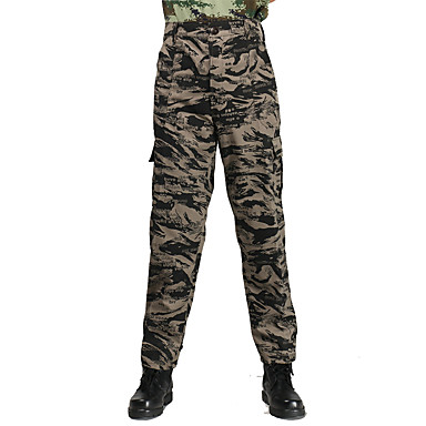 Pantaloni Camuflaj de vanatoare Bărbați Pentru femei Unisex Purtabil Material Ușor camuflaj Pantaloni pentru Vânătoare