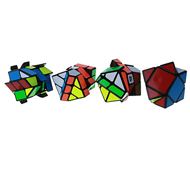 cubul lui Rubik YONG JUN Străin Skewb Fisher Cube Twist Cube Cubul Cuibului Cub Viteză lină Cuburi Magice puzzle cub An Nou Zuia Copiilor