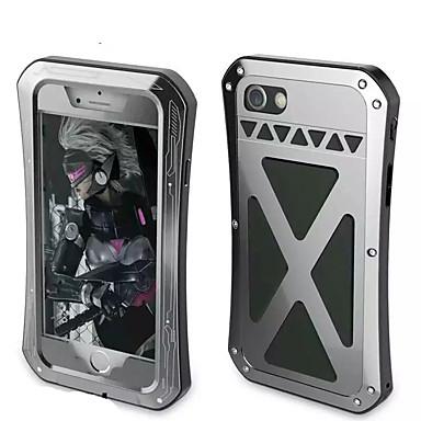 Pentru Anti Șoc Maska Corp Plin Maska Armură Greu Metal pentru Apple iPhone 7