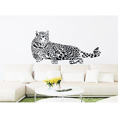 Animale Modă Timp Liber Perete Postituri Autocolante perete plane Autocolante de Perete Decorative,Hârtie Material Pagina de decorarede
