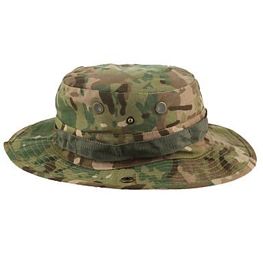 włókien chemicznych poręczny kamuflaż wiosna / lato / jesień / zima kapelusze