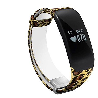 έξυπνο βραχιόλι / έξυπνο ρολόι / δραστηριότητας trackerlong αναμονής / βηματόμετρα / καρδιά παρακολουθεί ρυθμό yyh5 / ξυπνητήρι / απόσταση