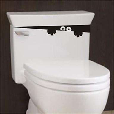 Rysunek Naklejki Naklejki ścienne lotnicze Dekoracyjne naklejki ścienne, Winyl Dekoracja domowa Naklejka Ściana Toaleta