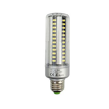 E27 LED-maissilamput T 78 ledit SMD 5736 Koristeltu Lämmin valkoinen Kylmä valkoinen 3000/6500lm 3000K/6500K