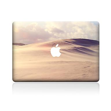 1 parça Deri Etiket için Çizilmeye Dayanıklı Manzara Tema PVC MacBook Pro 15'' with Retina MacBook Pro 15'' MacBook Pro 13'' with Retina