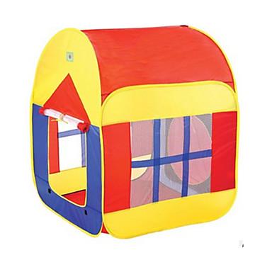 Zabawy w odgrywanie ról Namioty i tunele do zabawy Zabawki Cylindryczny Dom Zabawne Dla chłopców Dla dziewczynek Sztuk
