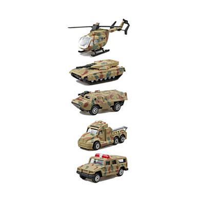 Oyuncak Arabalar Oyuncaklar Askeri Araç Oyuncaklar Helikopter Kamyon Plastik Metal Klasik & Zamansız Şık & Modern 1 Parçalar Genç Erkek