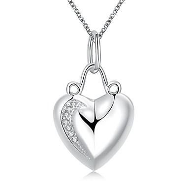 Γυναικεία Καρδιά Εξατομικευόμενο Μοναδικό Κρεμαστό Βίντατζ Μποέμ Βασικό Love Φιλία Euramerican Φούντα crossover Μοντέρνα Πανκ