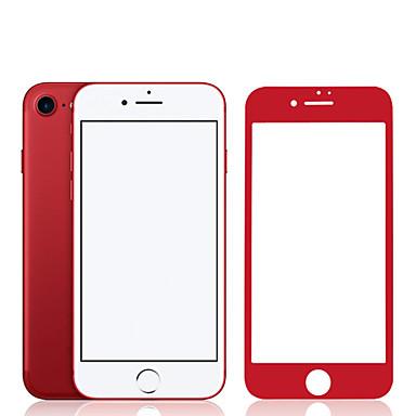 voordelige iPhone 6s / 6 screenprotectors-zxd china rode zachte rand voor iphone6s / 6 screen protector 3d volledige dekking gehard glas naadloze die anti glare