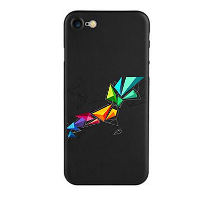 Coque Pour Apple iPhone X iPhone 8 iPhone 8 Plus Motif Coque Formes Géométriques Flexible Silicone pour iPhone X iPhone 8 Plus iPhone 8