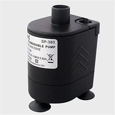 Ενυδρεία Αντλίες Νερού Εξοικονόμηση ενέργειας Πλαστικό AC 220-240V