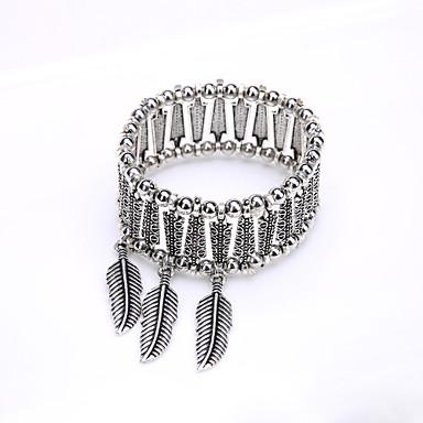 bransoletka z łańcuszkiem czeska biżuteria ze stopów biżuteria na przyjęcie weselne rocznica urodziny prezent na prezent zaręczynowy