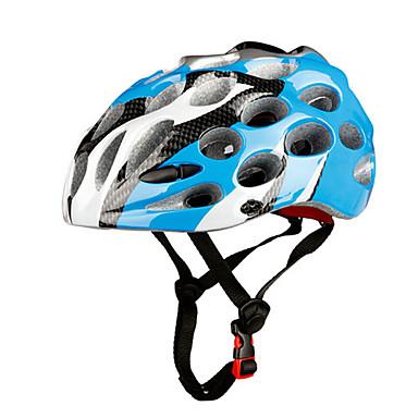 KUYOU Bike Helmet CE Ποδηλασία 39 Αεραγωγοί One Piece Αθλητικά PC EPS Ποδηλασία Βουνού Ποδηλασία Δρόμου Ποδηλασία Αναψυχής Ποδηλασία