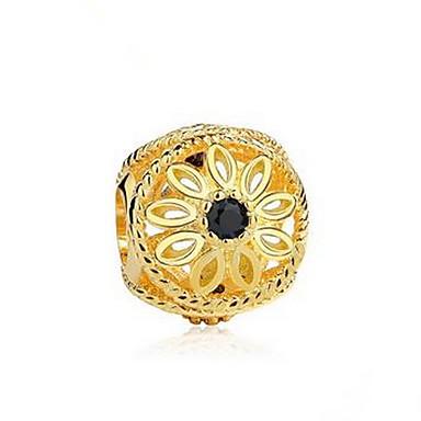 أساور السلسلة والوصلة الطبيعة فضة الاسترليني مجوهرات مجوهرات من أجل عيد ميلاد هدية