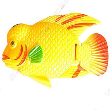 Διακόσμηση Ενυδρείου Τεχνητό ψάρι Μη τοξικό και χωρίς γεύση Πλαστικό