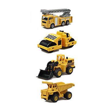 Oyuncak Kamyonlar ve İnşaat Araçları / Oyuncak Arabalar 1:64 Metalik / Plastik 1pcs Genç Erkek Çocuklar için Oyuncaklar Hediye