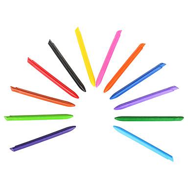 12 renk 12 adet 1 set pastel boya