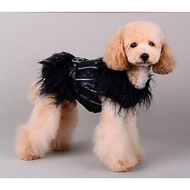 Câine Haine Îmbrăcăminte Câini Casul/Zilnic Englezesc Negru Bej Roz Costume Pentru animale de companie