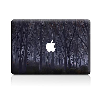 1 kpl Kalvotarra varten Naarmunkestävä Scenery Kuviointi PVC MacBook Pro 15'' with Retina MacBook Pro 15 '' MacBook Pro 13'' with Retina