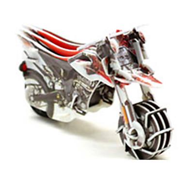 3D palapeli Palapeli Leluautot Lelut Moottoripyöräily 3D 1 Pieces